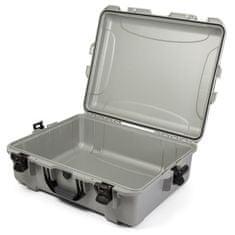Nanuk Odolný kufr model 945 - stříbrný