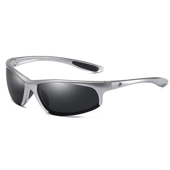 Dubery Redhill 3 sončna očala, Silver / Black