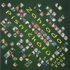 Zahrada písničkářů Kuřim 2002 - CD