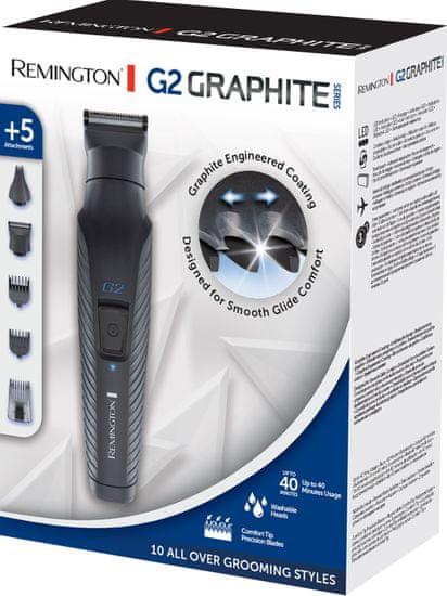 REMINGTON PG2000 G2 GraphiteSeries