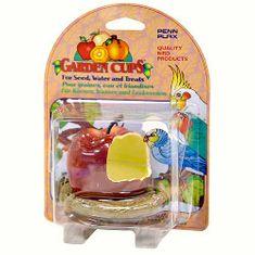 PENN PLAX Kŕmítko Jablko 11 x 8 x 8cm