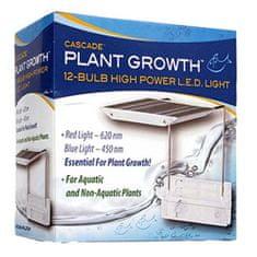 PENN PLAX AKVARIUM GROWTH LED 6W (12 LED égővel) világítás - lámpa akváriumra