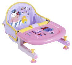 BABY born stolček za hranjenje