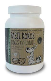 Naravno zdrav pes Pasji kokos, 400 g