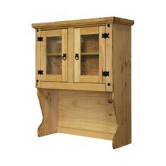 IDEA Idea nábytek Nástavec příborníku 2 dveře CORONA vosk