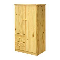 IDEA nábytok Bielizník 2 dvere + 2 zásuvky