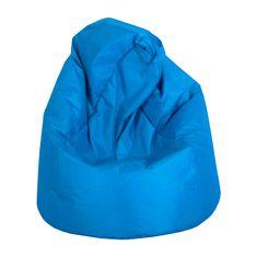 IDEA Idea nábytek Sedací vak STANDARD modrý V14