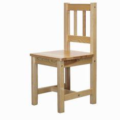 IDEA nábytok Detská stolička 8866 lak