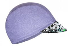 Unuo fantovska kapa s šiltom UV 50+ Metricon, 53 - 58, siva