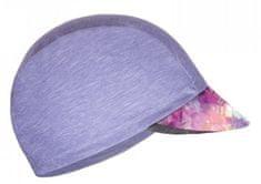 Unuo dekliška funkcijska kapa s šiltom UV 50+ Modernico, 53 - 58, siva