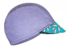 Unuo fantovska funkcijska kapa s šiltom UV 50+ Kiti, 53 - 56, siva