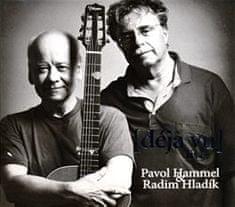 Hammel Pavol, Hladík Roman: Déjá vu (live) - CD
