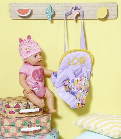 BABY born Klokanka