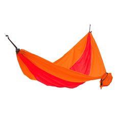 King Camp Houpací síť Parachute - oranžovo-červená