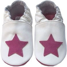baBice cipele za djevojčice SAFESTEP BA103, 24/25, bijele