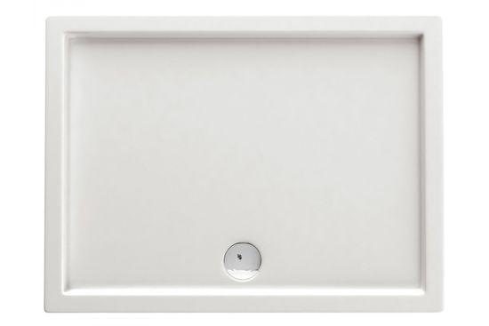 Well COOL 100x80 Sprchová vanička akrylátová, výška 5,5 cm