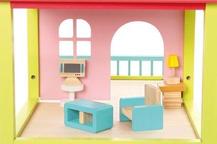 Bino Hiša za lutke Natalie