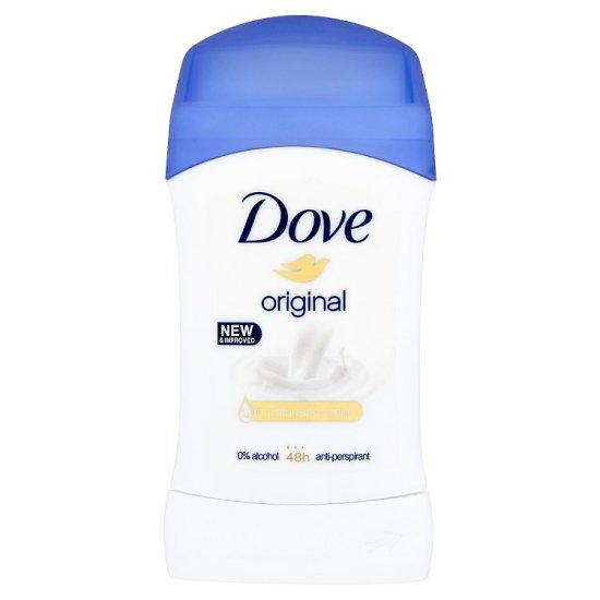 Dove Original 48h tuhý antiperspirant pro ženy 40 ml