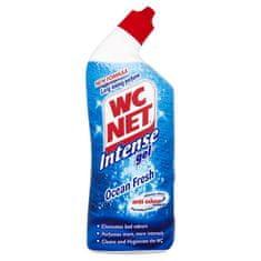 WC Net Intense gel s vůní oceánu 750 ml
