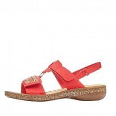 Rieker Dámské sandále Rieker 62852-33 - 41