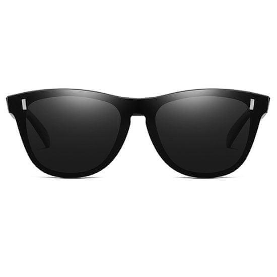 KDEAM Reston 1 sončna očala, Black / Grey