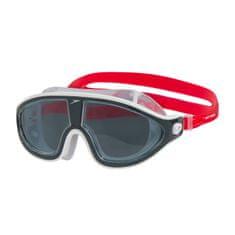 Speedo Biofuse Rift plavalna očala, rdeče-črna