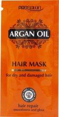 PROSALON Maska na vlasy Prosalon Professional s arganovým olejem (10 ml)