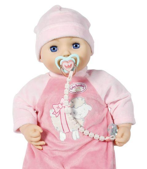 Baby Annabell Dudlík se sponkou