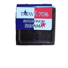 Pražírna Drahonice Pražírna Drahonice Panama Bocas de Toro Organic 70% čokoláda, 10 g