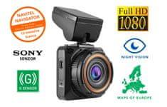 Navitel R650 NV auto kamera (web kamera), SONY senzor, 1920x1080, Night Vision, + navigacijske karte Euope
