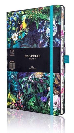 Castelli Italy Zápisník Eden Lily