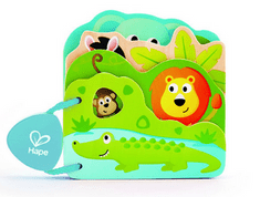 Hape otroška knjiga, divje živali