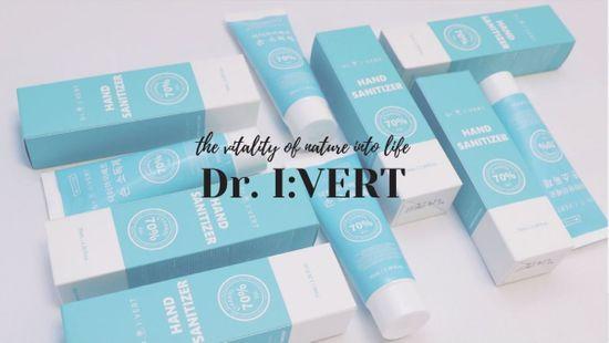 Dr. I:VERT Dezinfekční gel na ruce 70 ml (Ethanol 70%)