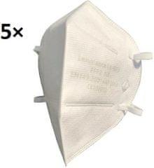Respirátor, ochranná maska - 5 ks