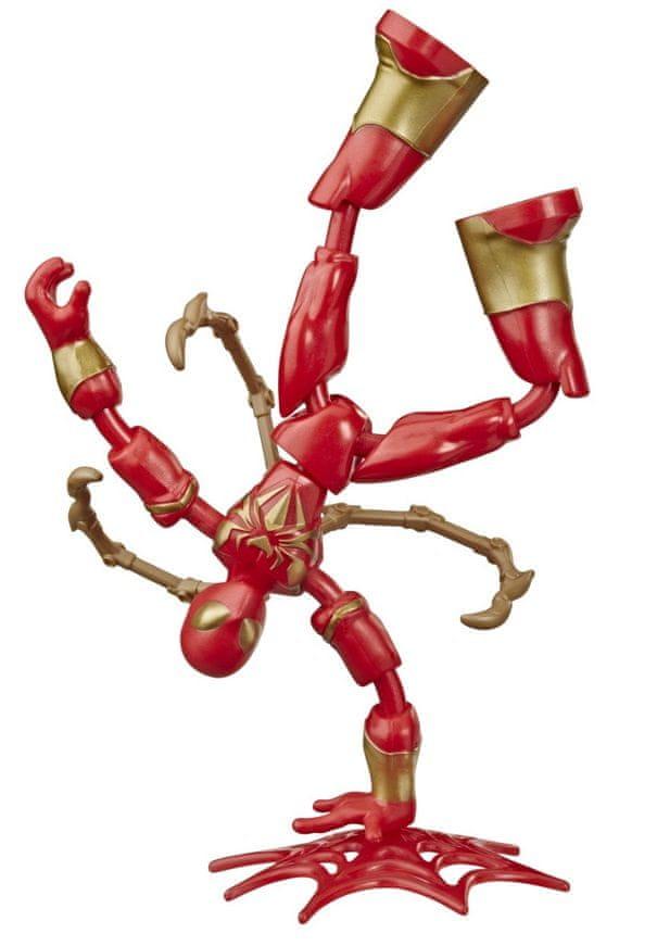 Avengers figurka Bend and Flex Iron Spider