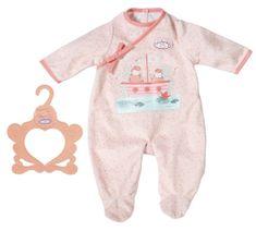 Baby Annabell Śpioszki 43 cm, różowe