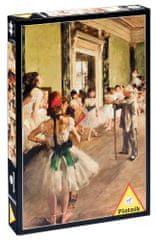 Piatnik puzzle Degas Lekcja tańca 1000 elementów