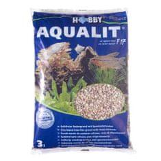 HOBBY aquaristic HOBBY Aqualit gravel 3l 2kg - dno do akvária
