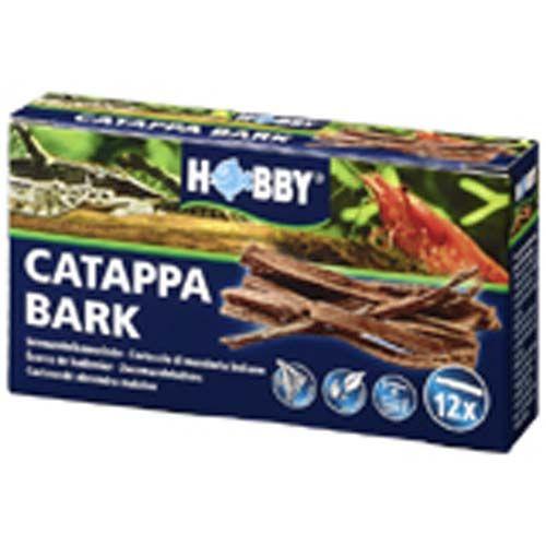 HOBBY aquaristic HOBBY Catappa Bark 20g - Catappa kůra na úpravu vody v akváriu