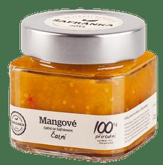 Marmelády Šafránka Čatní mangové 270g