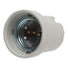 Vossloh-Schwabe  Objímka patice E27 porcelánová