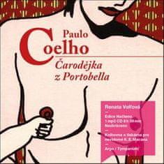 Coelho Paulo: Čarodějka z Portobella - MP3-CD