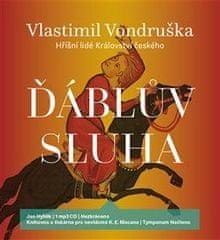 Vondruška Vlastimil: Ďáblův sluha - MP3-CD