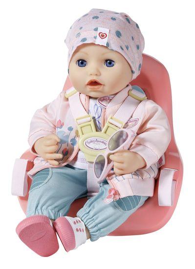 Baby Annabell Sedačka na kolo
