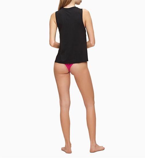 Calvin Klein Női trikó KW0KW01009-YCD
