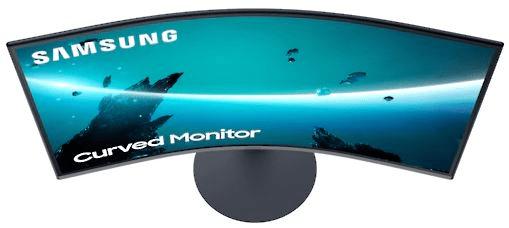 Samsung C27T550FDU monitor, 68,58 cm (27), FHD, VA, 75 Hz (LC27T550FDRXEN)