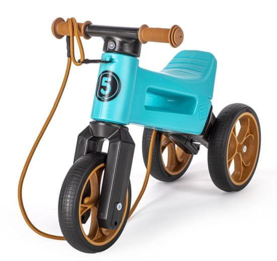 Teddies trikolesnik Funny Wheels New Sport 2v1