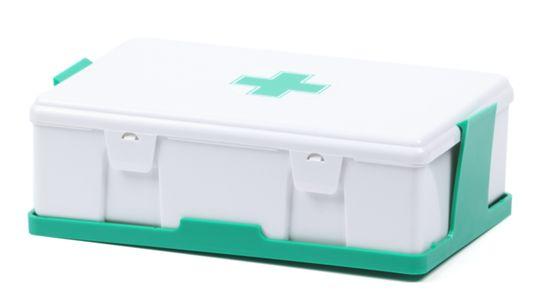ŠTĚPAŘ Stenska prenosna omarica za prvo pomoč za 5 oseb