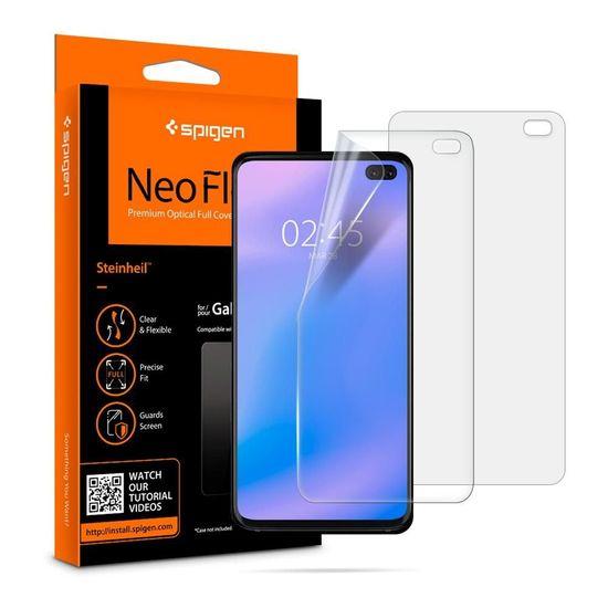 Spigen Neo Flex HD zaščitza folia za Samsung Galaxy S10 Plus