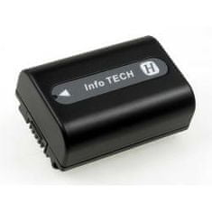 POWERY Akumulátor Sony HDR-TG1/E 750mAh